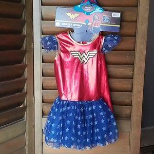 Wonder Woman Kids Costume